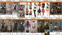 New Simplicity Sewing Pattern Steampunk Cosplay Costume You Pick