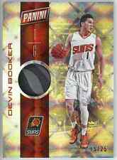 2016-17 Panini Day Devin Booker 2-color jersey card refractor #15/25