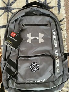 Under Armour Hustle Backpack - South Carolina logo - BRAND NEW with tags