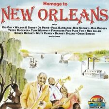 Various - Homage to New Orleans