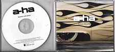 MAXI CD COLLECTOR 1 TITRE A-HA FOREVER NOT YOURS 2002 EUROPE