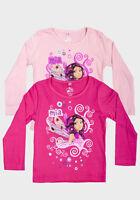 Girls Mia & Me Long Sleeve T-Shirt  Size 3,4,5,6,8