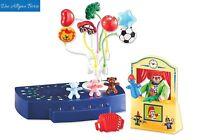 Playmobil 6448 Fröhlicher Clown m. Soundmodul u. Kasperletheater Kinderklinik