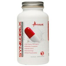 SYNEDREX - 45 CAPSULES - Energy Weight Loss Thermogenic - Metabolic Nutrition