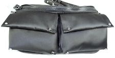 Michael Kors Olivia Large Studded Satin Belt Bag, Waist Pack