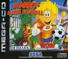 SEGA Mega CD Spiel - Marko's Magic Football SELTEN! mit OVP NEUWERTIG
