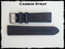 Cinturini Fibra di carbonio e lorica impermeabili. Waterproof Carbon Straps