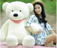 "47"" Giant Huge Big Teddy Bear Plush Soft Stuffed Toys Doll Kids Gift 120cm"