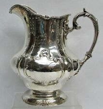 FABULOUS VINTAGE GORHAM STERLING SILVER WATER PITCHER #A1541