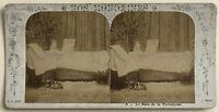 Il Bain Da La Prisienne Scena Artistica Foto n3 Stereo Vintage Albumina
