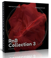 RnB Samples Pack 3 Wav Loops Ableton Logic Pro Cubase FL Studio Acid Bitwig