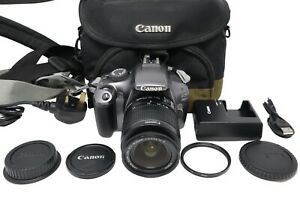 Canon 1100D DSLR Camera Kit with 18-55mm, Shutter Count 12887, Good Condition