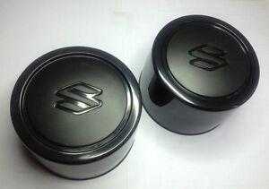 2x Suzuki Samurai Vitara Escudo Sidekick Jimny Sierra  Wheel Center Cap Type 2