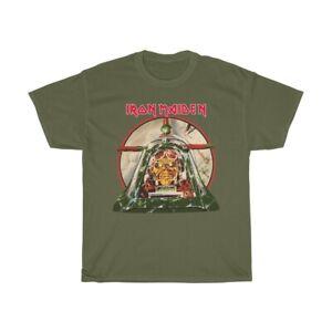 Iron Maiden 1984 Aces High Shoot The Focke T-Shirt