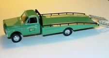 1967 67 CHEVROLET CHEVY RAMP TRUCK COLLECTIBLE DIECAST TOY CAR -Lt Green, LOOSE