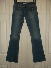 Areopostale Women Jeans Size 0 Distressed