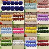 Anchor Crochet Cotton Knitting Tatting Ball Embroidery Yarn Thread Size 8
