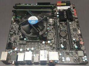 Evga Z68 SLI Micro Motherboard, Intel i3 2120 CPU and 4GB RAM #4