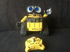 Wall-e remote control  command pixar's disney pixar full working incl remote