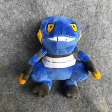 Stuffed Animal Croagunk Pokemon Go  plush toy 6 inch gift toy
