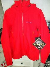 ARC'TERYX ARCTERYX STINGRAY GORE-TEX JACKET MEN'S SMALL DIABLO RED SRP $500