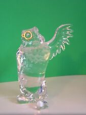 Lenox Crystal Owl sculpture New in Box with Coa Disney Winnie the Pooh