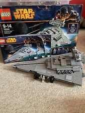 Lego Star Wars Imperial Star Destroyer (75055) Mint Condition Retired, Very Rare