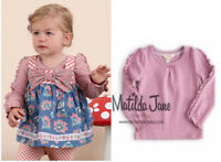 NWOT Matilda Jane Good Natured Tee 3/6 6/12 12/18 once upon a time
