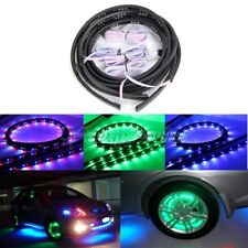 LED RGB Unterboden Beleuchtung Farbwelchsel 7 Farben Funk 252 SMD+FB Wasserdicht