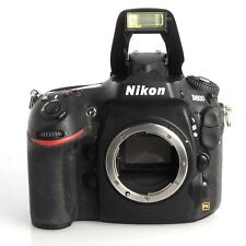 Nikon D800 36MP DSLR Body #25480 – 8,314 Clicks AS-IS – ERR and Bad Video Mode