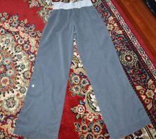 LULULEMON  YOGA  PANT LIGHT PANTS DOUBLE WAISTBAND WIDE LEG SIZE -4/XS
