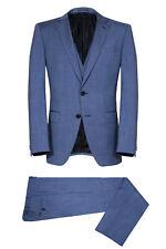 HUGO BOSS  Anzug Business-Anzug Huge6 / Genius4 WE Gr. 50  SUPER 110 mit Weste