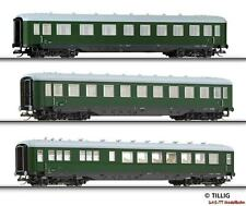 TT Schürzenwagenset 3-teilig ÖBB Ep.III Tillig 01596 Neu