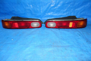 JDM Acura Integra Type R GS-R LS GS Tail Lights Lamps OEM 1994-2001 LH RH 2-Door