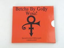 PRINCE - BETCHA BY GOLLY WOW! RIGHT BACK HERE IN MY ARMS - SINGOLO LIMITED ED.