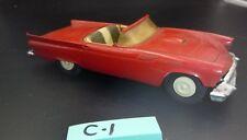 C1 AMT 1957 FORD THUNDERBIRD ORIGINAL PROMO Model Car Mountain