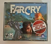 Far Cry by Ubisoft - PC CD-ROM Game - 5 Discs - 2004 Game of the Year
