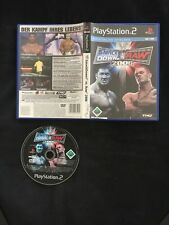 Ps2 SmackDown vs Raw 2006 06 OVP SONY PLAYSTATION 2 #ps2#00972
