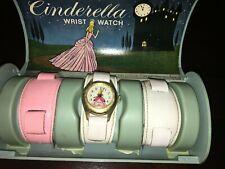New listing Cinderella Bradley Swiss Vintage 1967 Wrist Watch Original Case
