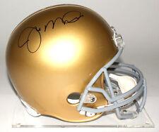 JSA Joe Montana Full Size Signed Autographed FS Football Helmet 49ers Notre Dame