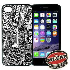 BIANCO & NERO ADESIVO ESPLOSIONE Iphone compatibile cover,si adatta a Iphone 4s