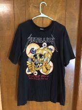 """Vintage """"Shortest Straw"""" Metallica T-shirt"""