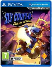 PS Vita: Sly Cooper Thieves In Time