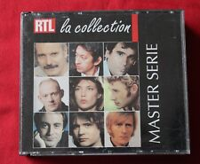 La collection master serie - johnny hallyday gainsbourg dalida renaud ect.., 2CD
