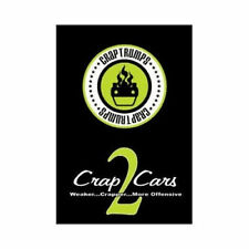 CRAP TRUMPS - CRAP CARS SERIES 2 - CARD GAME - 2