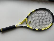 Babolat Aero Pro Drive 4 1/2 Grip Nxt Strings 55 Lbs
