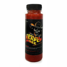 Chilli Sauce - 86% Carolina Reaper- Chilli Puree - Mash - 200ml (New Large Size)