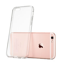 iPhone 6 case shockproof clear Protective Cover Soft Silicone Rubber UK