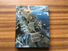 METRO EXODUS AURORA EDITION STEELBOOK ONLY NEW in FOIL PS4 PC XBOX ONE G2 SIZE