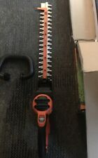 Black & Decker 20 in. Sawblade Electric Hedge Trimmer Behts300 New